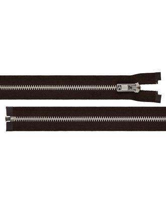 Молнии Металл никель ZIP 8N однозамковые 65 см Тип 8 10 шт разъемные арт. ГММ-11426-2-ГММ0023907