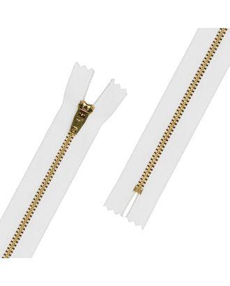Молнии Металл JIN 4L 14 см латунь № 1 Тип 4 10 шт арт. ГММ-11486-4-ГММ0013436