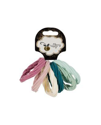 "Набор резинок для волос ""CHERRY MARY"" V/R6110 5х6шт арт. ГММ-11628-1-ГММ0033887"