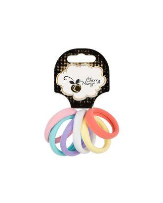 "Набор резинок для волос ""CHERRY MARY"" V/R6112 5х6шт арт. ГММ-11631-1-ГММ0004151"