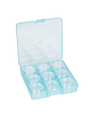 Коробка пластик для шв. принадл. пластик OM-086-057 арт. ГММ-11739-2-ГММ0048835