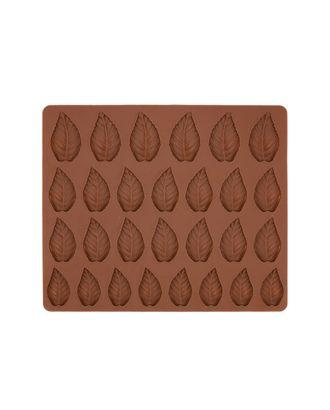 """Формы для выпечки силиконовые """"S-CHIEF"""" SPC-0114 для конфет 19x16x0.5 см арт. ГММ-11945-1-ГММ0031529"""