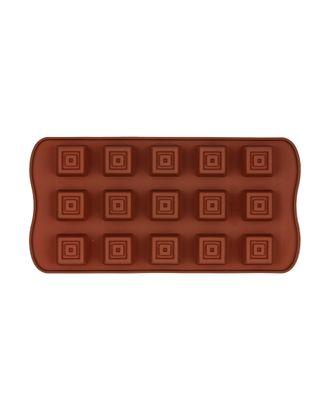 """Формы для выпечки силиконовые """"S-CHIEF"""" SPC-0116 для конфет 21x10x1.8 см арт. ГММ-11946-1-ГММ0029834"""