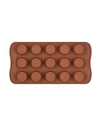 """Формы для выпечки силиконовые """"S-CHIEF"""" SPC-0118 для конфет 21 x 10.5 x 2 см арт. ГММ-11948-1-ГММ0024033"""