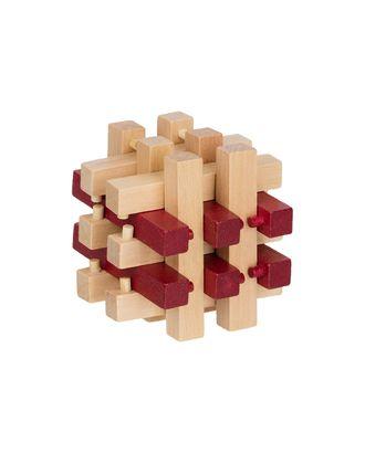 """DELFBRICK"" DLS-11 Головоломка деревянная 1 шт арт. ГММ-14802-1-ГММ063485735384"