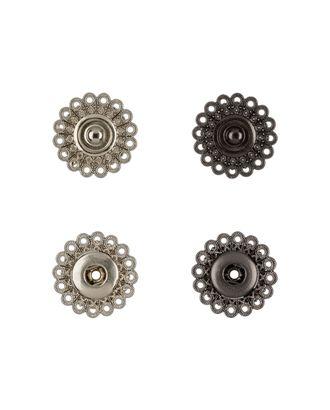 Кнопки KLС-18 д.1,8см (металл) арт. ГММ-14411-1-ГММ064202449254