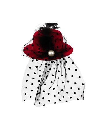 """""""BOOMZEE"""" PBZ-01 Шляпа заколка арт. ГММ-12804-1-ГММ0040082"""