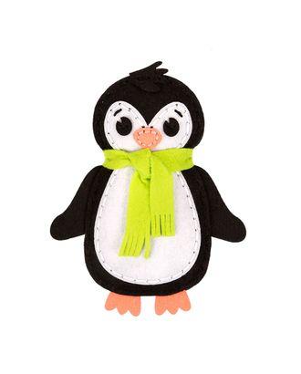 """Наборы для изготовления игрушек из фетра """"Miadolla"""" KD-0260 Пингвинчик арт. ГММ-14428-1-ГММ065324072434"""