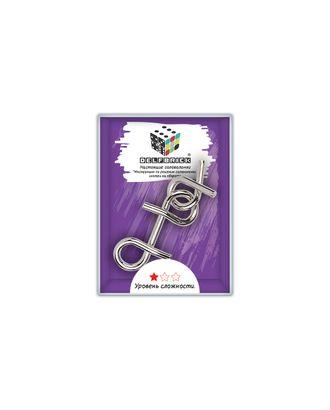 """""""DELFBRICK"""" DLM-06 Головоломка металлическая арт. ГММ-98880-1-ГММ065948051704"""
