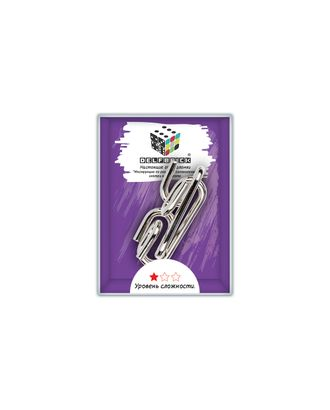 """""""DELFBRICK"""" DLM-09 Головоломка металлическая арт. ГММ-98885-1-ГММ065949952964"""