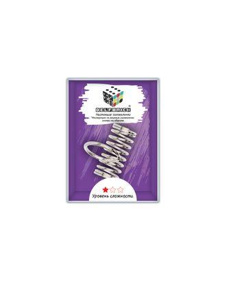 """""""DELFBRICK"""" DLM-16 Головоломка металлическая арт. ГММ-98889-1-ГММ065949991704"""