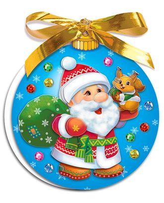 """Набор """"Клевер"""" АБ 23-518 """"Новогодний шар. Мороз"""" арт. ГММ-13513-1-ГММ0025336"""