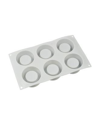 """Формы для выпечки силиконовые """"S-CHIEF"""" SPC-0332 для пирожных 29.5x17.2x4.2 см арт. ГММ-15001-1-ГММ066867330254"""
