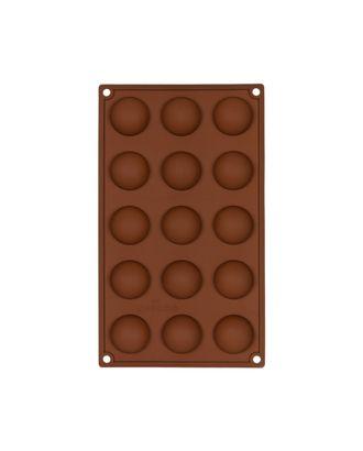 """Формы для выпечки силиконовые """"S-CHIEF"""" SPC-0119 для конфет 29.5x17.4x2 см арт. ГММ-15353-1-ГММ066867546184"""