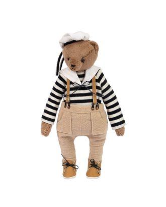 """Наборы для изготовления игрушек """"Miadolla"""" TD-0274 Медведь Стивен арт. ГММ-14504-1-ГММ067381819794"""