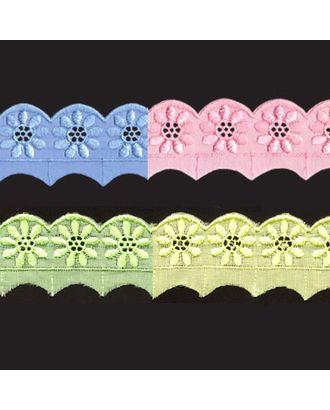 Шитье цветное 950 ш.3,5 см арт. ГММ-13747-1-ГММ0051047