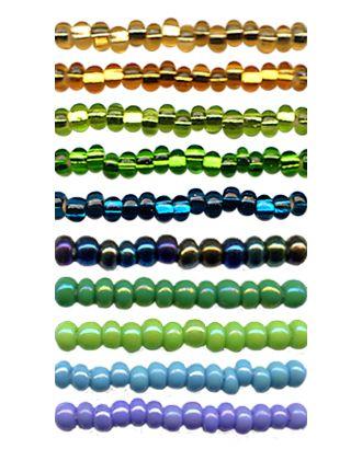 Бисер Preciosa 1 10/0 2.3 мм, 500г арт. ГММ-13887-141-ГММ0078194
