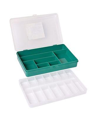 """""""Тривол"""" Коробка для мелочей пластик №3 арт. ГММ-14192-1-ГММ0052473"""