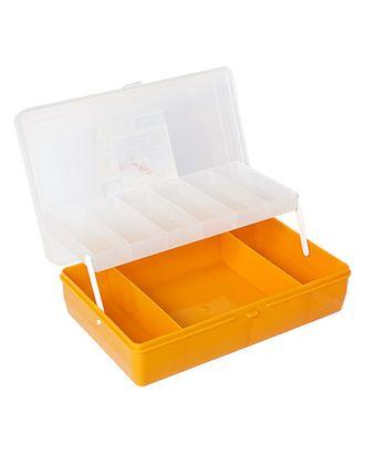 """""""Тривол"""" Коробка для мелочей пластик №4 арт. ГММ-14193-1-ГММ0038377"""