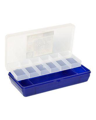 """""""Тривол"""" Коробка для мелочей пластик №5 арт. ГММ-14194-3-ГММ0030463"""