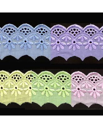 Шитье цветное 168 ш.5 см арт. ГММ-14210-1-ГММ0030095