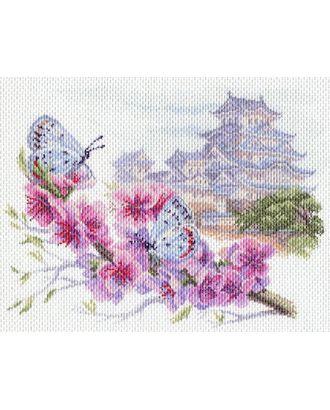 Рисунок на канве МАТРЕНИН ПОСАД - 1699 Восточная весна арт. МГ-14391-1-МГ0153193