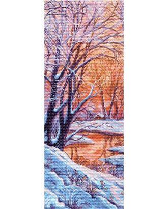 Рисунок на канве МАТРЕНИН ПОСАД - 1363 Зимний вечер арт. МГ-14409-1-МГ0153215