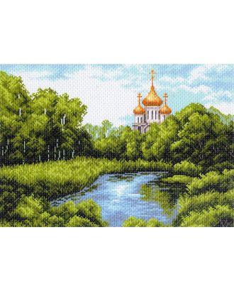 Рисунок на канве МАТРЕНИН ПОСАД - 1354 Тихая заводь арт. МГ-14430-1-МГ0153238