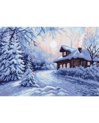 Рисунок на канве МАТРЕНИН ПОСАД - 1356 Мороз арт. МГ-14431-1-МГ0153240
