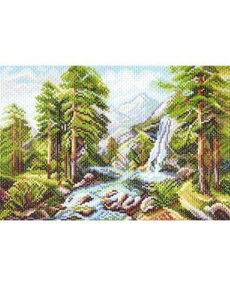 Рисунок на канве МАТРЕНИН ПОСАД - 1381 Горный пейзаж арт. МГ-14432-1-МГ0153244