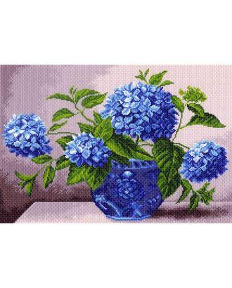 Рисунок на канве МАТРЕНИН ПОСАД - 1405 Гортензия в вазе арт. МГ-14444-1-МГ0153267