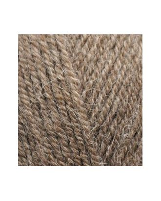 Пряжа для вязания Ализе Alpaca Royal (30% альпака, 15% шерсть, 55% акрил) 5х100г/280м цв.688 кофе с молоком арт. МГ-15219-1-МГ0157519
