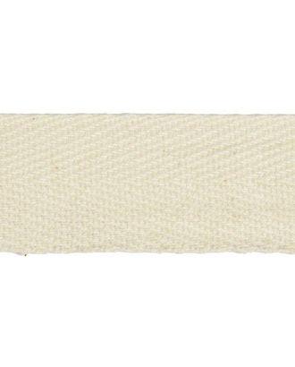Тесьма киперная 35 мм хлопок 1,8г/см цв.суровый уп.50м арт. МГ-315-1-МГ0158502