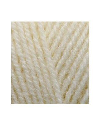 Пряжа для вязания Ализе Alpaca Royal (30% альпака, 15% шерсть, 55% акрил) 5х100г/280м цв.001 кремовый арт. МГ-15500-1-МГ0158513