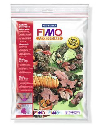 """FIMO Формочки для литья """"Осенние декорации"""" 31 арт. МГ-15518-1-МГ0158533"""