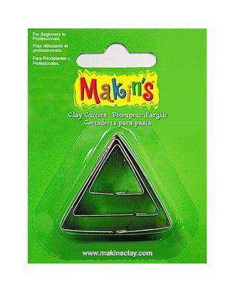 "Makins Набор каттеров ""Треугольник"", 3 шт. арт. МГ-15529-1-МГ0158544"