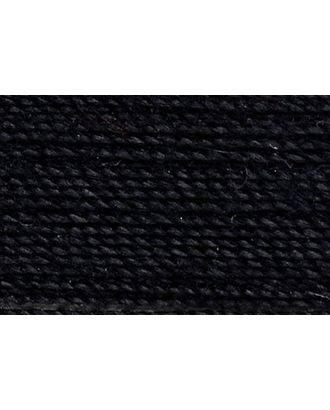 Нитки армированные 45ЛЛ  2500 м цв.6818 черный арт. МГ-15557-1-МГ0158584
