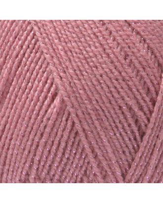 """Пряжа для вязания ПЕХ """"Мерцающая"""" (96% акрил, 4% метанит) 5х100г/430м цв.085 розовая дымка арт. МГ-15624-1-МГ0158859"""