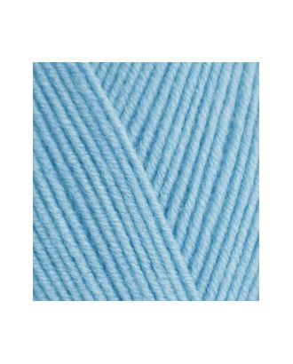 Пряжа для вязания Ализе Happy Baby (65% акрил, 35% полиамид) 5х100г/350м цв.218 детский голубой арт. МГ-15667-1-МГ0159008
