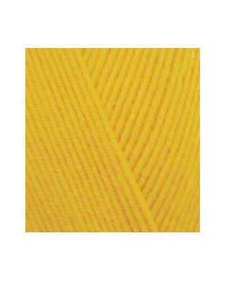 Пряжа для вязания Ализе Happy Baby (65% акрил, 35% полиамид) 5х100г/350м цв.216 желтый арт. МГ-15738-1-МГ0159206