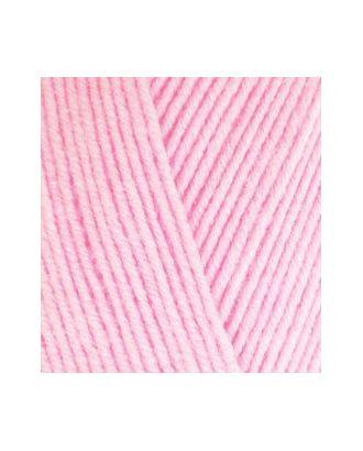 Пряжа для вязания Ализе Happy Baby (65% акрил, 35% полиамид) 5х100г/350м цв.185 св.розовый арт. МГ-15828-1-МГ0159473