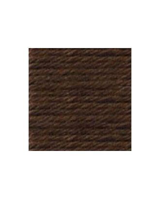 """Нитки для вязания """"Фиалка"""" (100% хлопок) 6х75г/225м цв.3704 коричневый, С-Пб арт. МГ-15944-1-МГ0160376"""