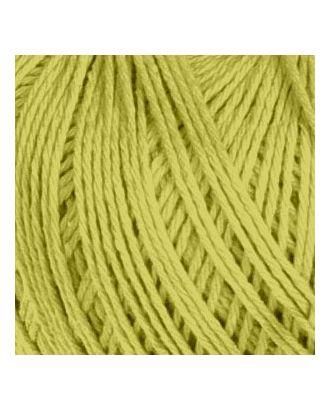 """Нитки для вязания """"Фиалка"""" (100% хлопок) 6х75г/225м цв.2501 салатовый, С-Пб арт. МГ-15980-1-МГ0160438"""