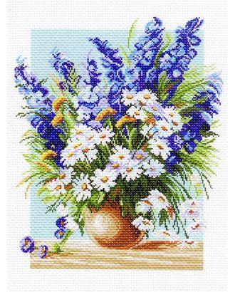 Рисунок на канве МАТРЕНИН ПОСАД - 1142 Голубой фонтан арт. МГ-16098-1-МГ0161155