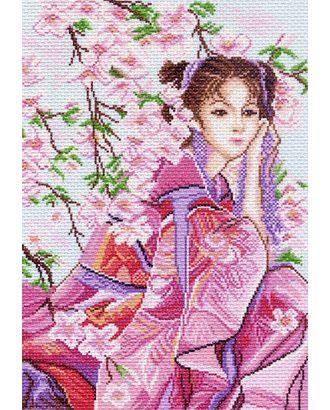 Рисунок на канве МАТРЕНИН ПОСАД - 1153 Розовые мечты арт. МГ-16163-1-МГ0161253
