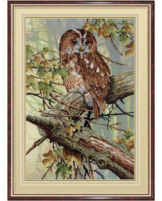 Набор для вышивания с рисунком на канве МП СТУДИЯ В кружевах леса 40х27 см арт. МГ-16275-1-МГ0161603