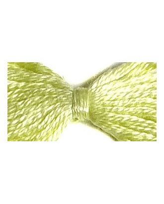 Нитки мулине цв.4802 бледно зеленый 12х10м С-Пб арт. МГ-16378-1-МГ0162215