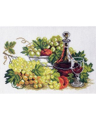Рисунок на канве МАТРЕНИН ПОСАД - 0747 Натюрморт с виноградом арт. МГ-16405-1-МГ0162385