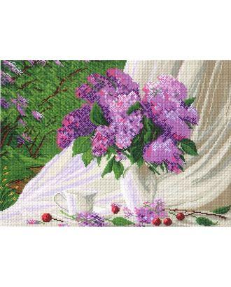 Рисунок на канве МАТРЕНИН ПОСАД - 0789 Сиреневое утро арт. МГ-16433-1-МГ0162419