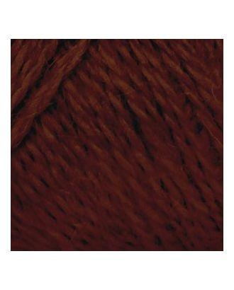 """Пряжа для вязания ПЕХ """"Деревенская"""" (100% полугрубая шерсть) 10х100г/250м цв.487 красное дерево арт. МГ-16592-1-МГ0162853"""